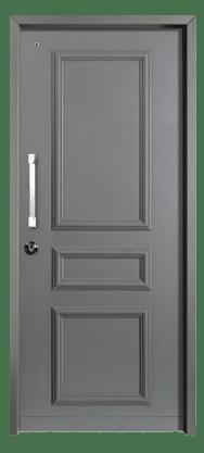 דלתות כניסה מעוצבות דגם טופיקיה