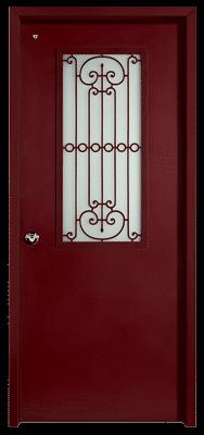 דלתות כניסה מעוצבות דגם IDS 6700