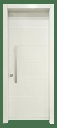 דלתות כניסה מעוצבות - דגם אופק