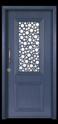 דלתות כניסה מעוצבות | דגם בועות