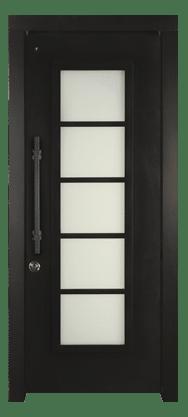 דלתות כניסה מעוצבות | דגם גפניקה
