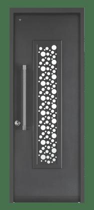 דלתות כניסה מעוצבות | דגם פורטו