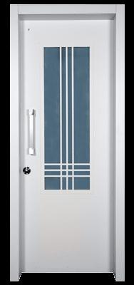 דלת כניסה מעוצבת דגם פלורנטין