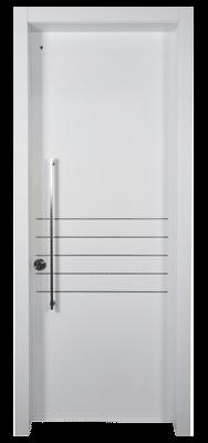 דלתות כניסה מעוצבות דגם קליאופטרה