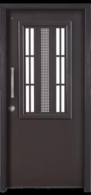 דלתות כניסה מעוצבות דגם קסטל