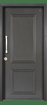 דלתות כניסה מעוצבות | דגם רנסנס